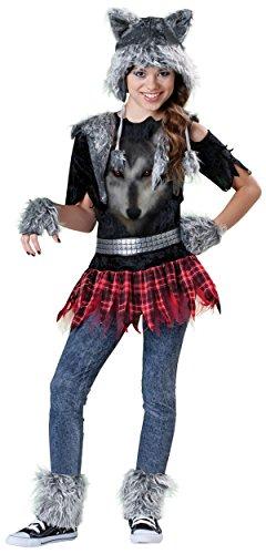 Wear Wolf Tween Costume - Large