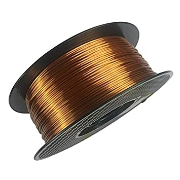 Amazon.com: W-Shufang,3D 3D Printer Silky Copper pla ...