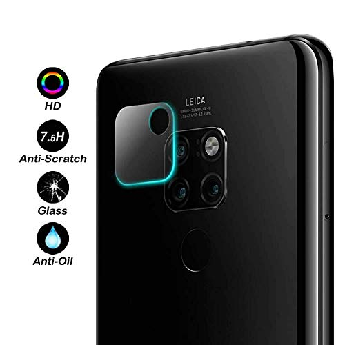 2X Dooqi Premium Rear Camera Lens Tempered Glass Film Protector for Huawei Mate 20X by dooqi (Image #4)