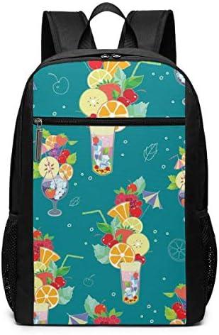 Laptop-Rucksäcke Fantastic Summer Laptop Backpack 17-inch Laptop Backpack for High School Or College Bookbag
