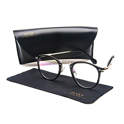 Eyewear Frames Eyeglasses Optical Frame Round Elegant Clear Lens Glasses For - Glasses Shape Your Frames For Face Best