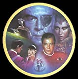 Star Trek VI The Undiscovered Country Collector's Plate - with COA (mc)