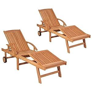 41zM%2BcfsSYL._SS300_ Teak Lounge Chairs & Teak Chaise Lounges