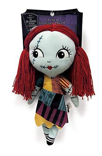 Disney 18 Inch The Nightmare Before Christmas 25 Years Sally Hanging - Sally Plush Christmas