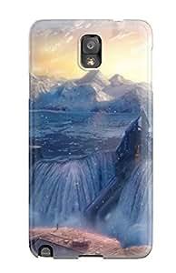 New ZeYdNKO7134NVMlt Fantasy Skin Case Cover Shatterproof Case For Galaxy Note 3