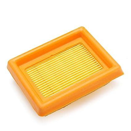Amazon.com: Filtro de aire para cortacésped desbrozadoras ...
