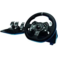Logitech G920 Dual-Motor Feedback Driving Force Racing...