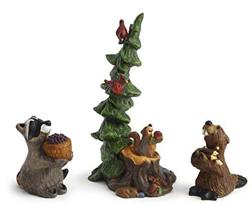 Demdaco BF Forest Nativity Bearers Figs