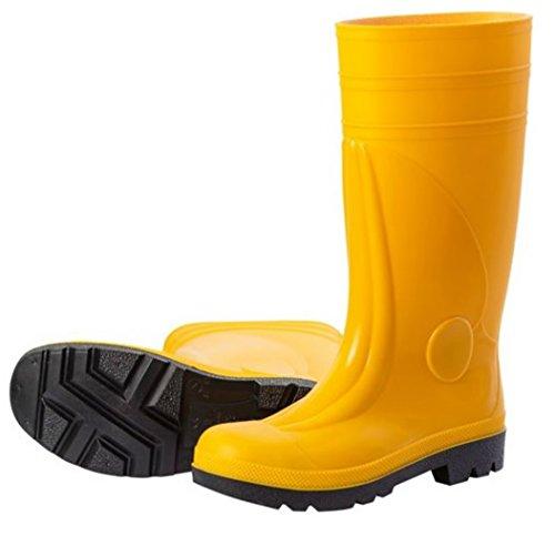 Sicherheitsstiefel PVC Knee Nr.42 in der Klasse S5 Yellow Maurer