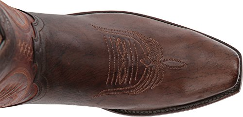 Image of Lucchese Bootmaker Men's Slater Western Boot, Cigar, 8.5 D US