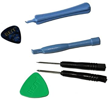 6Pcs Cell Phone Repair Tool Kit Mini Precision Screwdriver Set Screen Opening Pry Tools for iPhone 5 5s 6 6s 7 8 8 Plus
