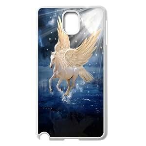 Pegasus & unicorn art Design Pattern Hard Skin Back Case Cover Potector for For Samsung Galaxy Case Note 3 FKGZ492783