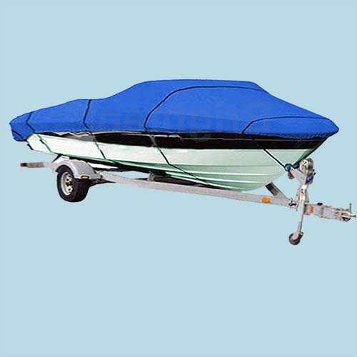 Brightent-Boat covers Three Sizes Water Proof Trailer Fishing Ski Covers XBT1M (Fit Boat Length 14