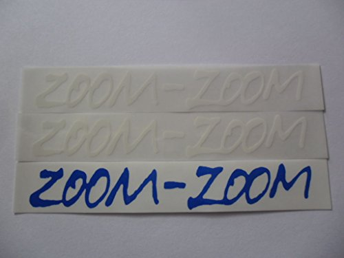 zoom zoom decal - 7