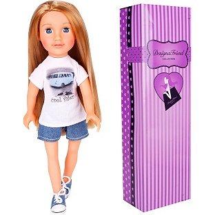 chad valley designafriend little sister sidney doll amazon co uk