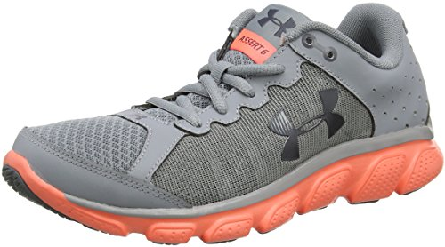 Under Armour Ua W Micro G Assert 6 - Zapatillas de running Mujer Gris (Steel 038)