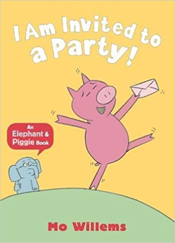amazon i am invited to a party elephant and piggie mo willems