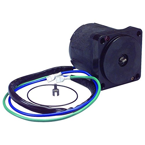 New Tilt Trim Motor For Outboard Marine OMC, Evinrude, Johnson 2-Wire 50HP-225HP 434495 434496 438529 438531 5005376 6241 5005374 5005376 by Parts Player