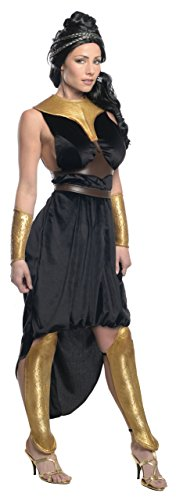 [Rubie's Costume 300: Rise Of An Empire Deluxe Adult Queen Gorgo, Multi-Colored, Small] (Queen Gorgo Costumes)