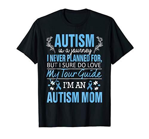 Autism Shirt - Autism Awareness Shirt For Mom