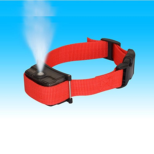 Citronella Mist Pet Trainer Bark Control Collar Automatic Training Collar Professional Pets Training Tool with Harmless Spray for Dogs - no bark collar