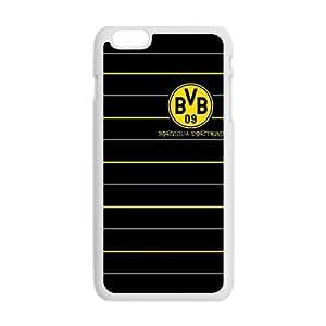 Cool Painting Borussia Dortmund Phone Case for Iphone 6 Plus