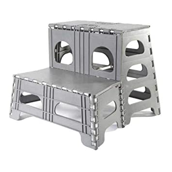 Awesome Easylife Folding 2 Step Stool Lamtechconsult Wood Chair Design Ideas Lamtechconsultcom