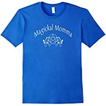 Magickal Momma Cheeky Witch Pagan Wiccan Pentacle T-Shirt