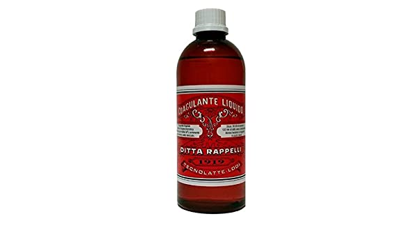 Amazon.com: Coagulante Liquido Rappelli500: Health ...