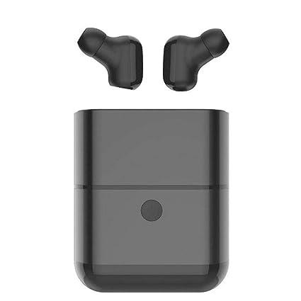 Teepao True - Auriculares inalámbricos con Bluetooth (2 Unidades, 2018, Desmontables, X2