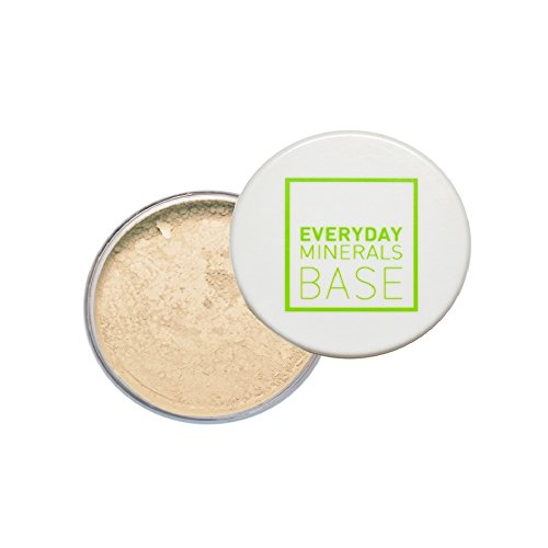 Everyday Minerals Matte Base, Golden Ivory - Ivory Golden