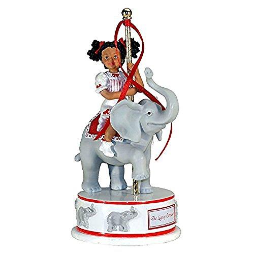 Westland Giftware Debra Harris The Legacy Carousel Music Box Figurine