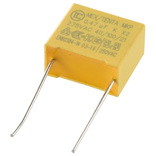 uxcell 0 47uF Polypropylene Safety Capacitors