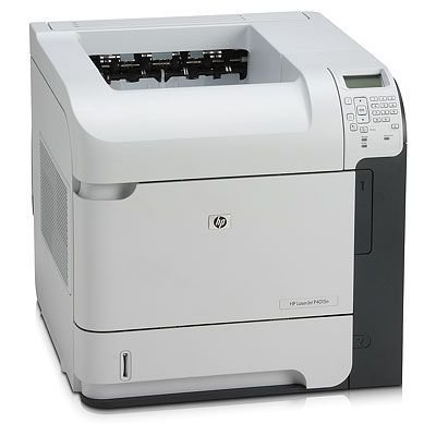 (Hewlett Packard CB509A-MPS Refurb Mono Laser HP LaserJet P4015n Mono Printer (MPS Ready) (52 ppm) (540 MHz) (128 MB) (8.5