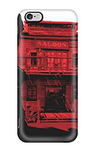 Stella D. Grimm's Shop UJYZV0JN5OJ7L08N New Tpu Hard Case Premium Iphone 6 Plus Skin Case Cover(red Dead Redemption Game)