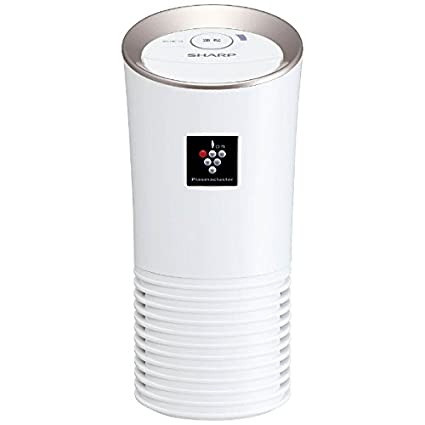 シャープ イオン発生機 プラズマクラスター25000搭載 カップホルダータイプ ホワイト IG-HC15-W