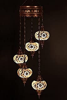 Mosaic Lamps, Turkish Lamp, Moroccan Lamps, Chandeliers, Pendant ...