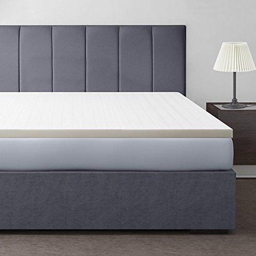 Best Price Mattress XL Mattress 2 Inch Memory Foam Bed Topper, Twin Extra Long Size,