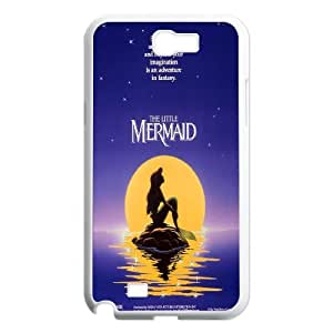 Popular The Little Mermaid - Princess Ariel Productive Back Phone Case For Samsung Galaxy Note 2 Case -Style-20