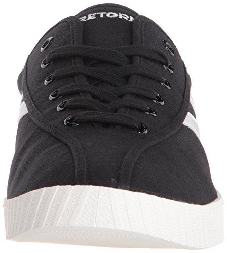 Tretorn Men's Nyliteplus Sneaker, Black, 10 D(M) US
