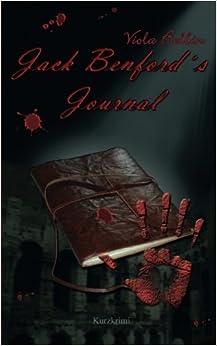 Jack Benford's Journal