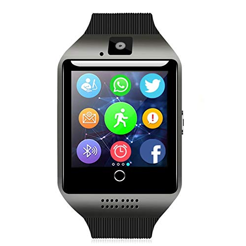 Bluetooth Smart Watch - WJPILIS Touch Screen Smartwatch Smart Wrist Watch Phone...
