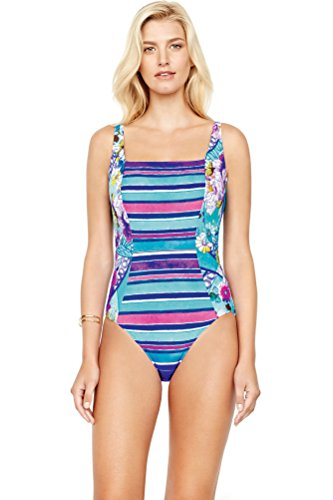 Gottex-Samosir-Square-Neck-One-Piece-Swimsuit-Size-14