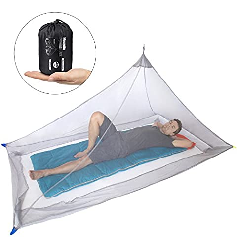 Dimples Excel Mosquito Net for Single Camping