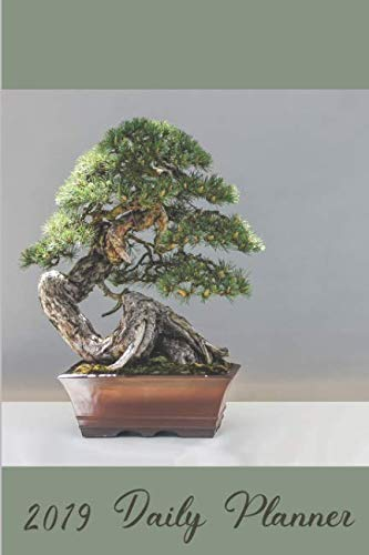 2019 Daily Planner for Bonsai Growers: 6