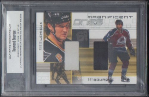 2000-01 BAP Ultimate Memorabilia Magnificent Ones #ML6 Ra...