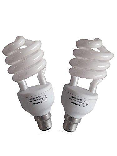 Samson 22W B22 Spiral CFL Bulb (Warm White,..