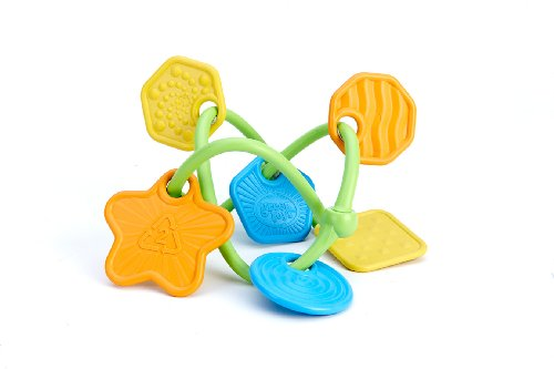 Green Toys Twist Teether Toy (Made In Usa Baby Toys compare prices)