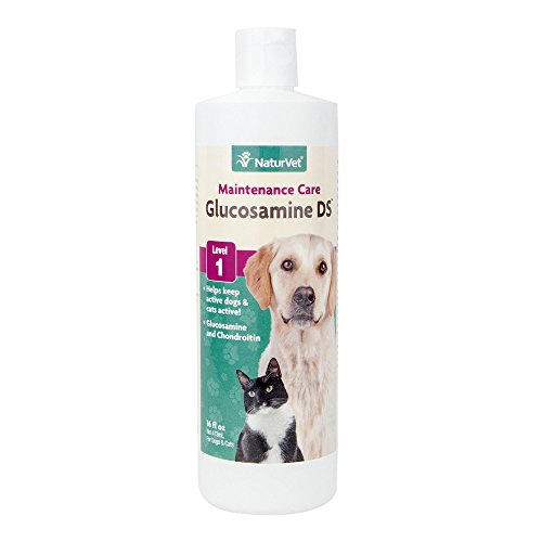 NaturVet Glucosamine DS with Chondroitin 16oz Liquid