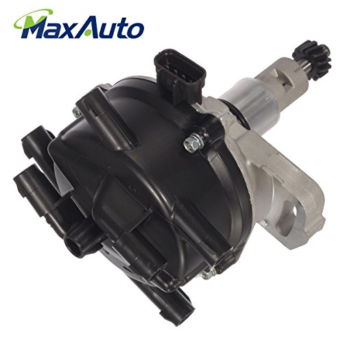 MaxAuto Ignition Distributor for 1992 1993 1994 1995 Toyota 4Runner Pickup T100 Truck 3.0L V6 fits 1910065020 19100-65020